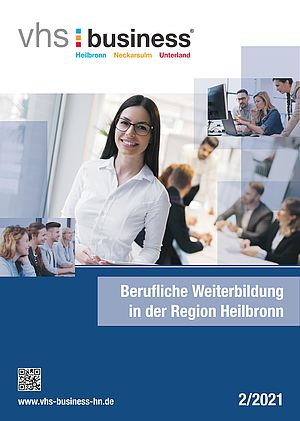 vhs.business Region Heilbronn Neues Programmheft