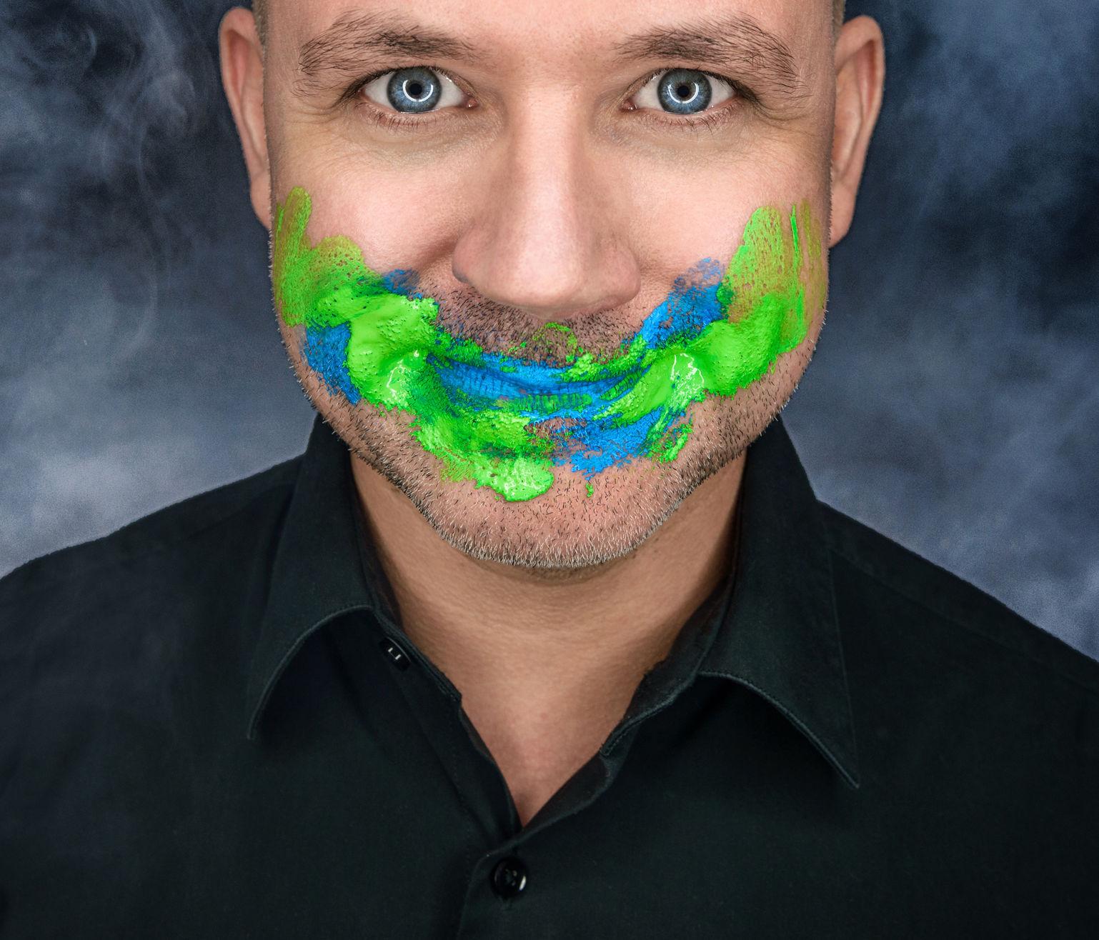 Meschugge: Comedy mit Frank Fischer am 22.10. in Obersulm